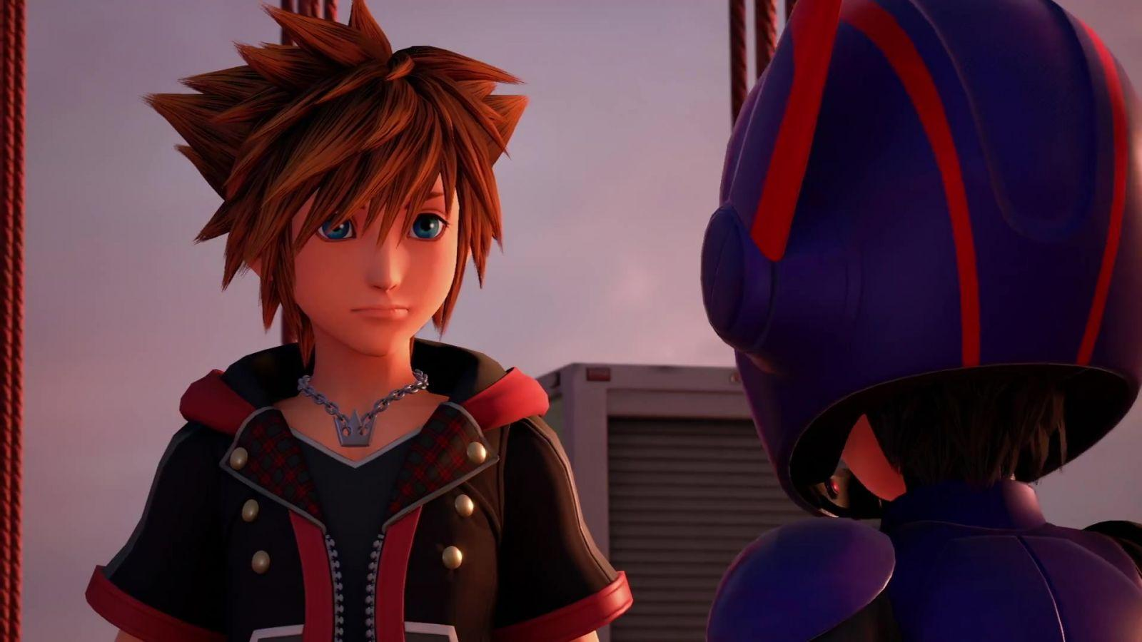 【KINGDOM HEARTS III】TGS 2018 Trailer Short Ver. 050