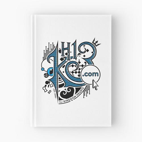 Organization KH13 hardback journal