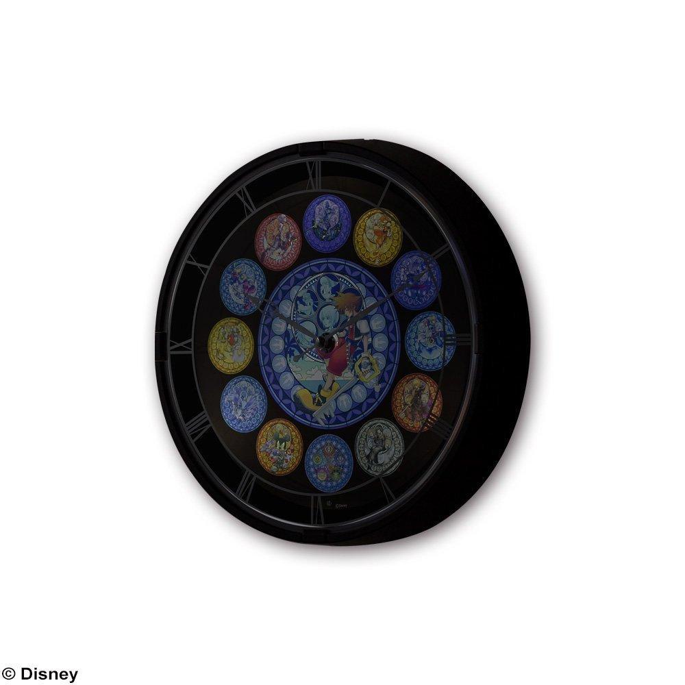 Kingdom Hearts Lighting Clock