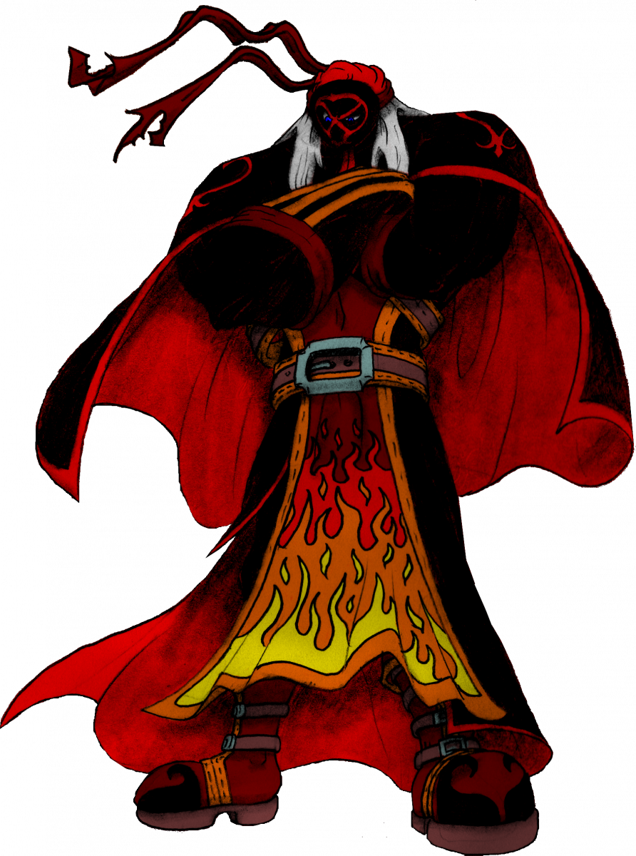 Fullmetal Kingdom's Crimson
