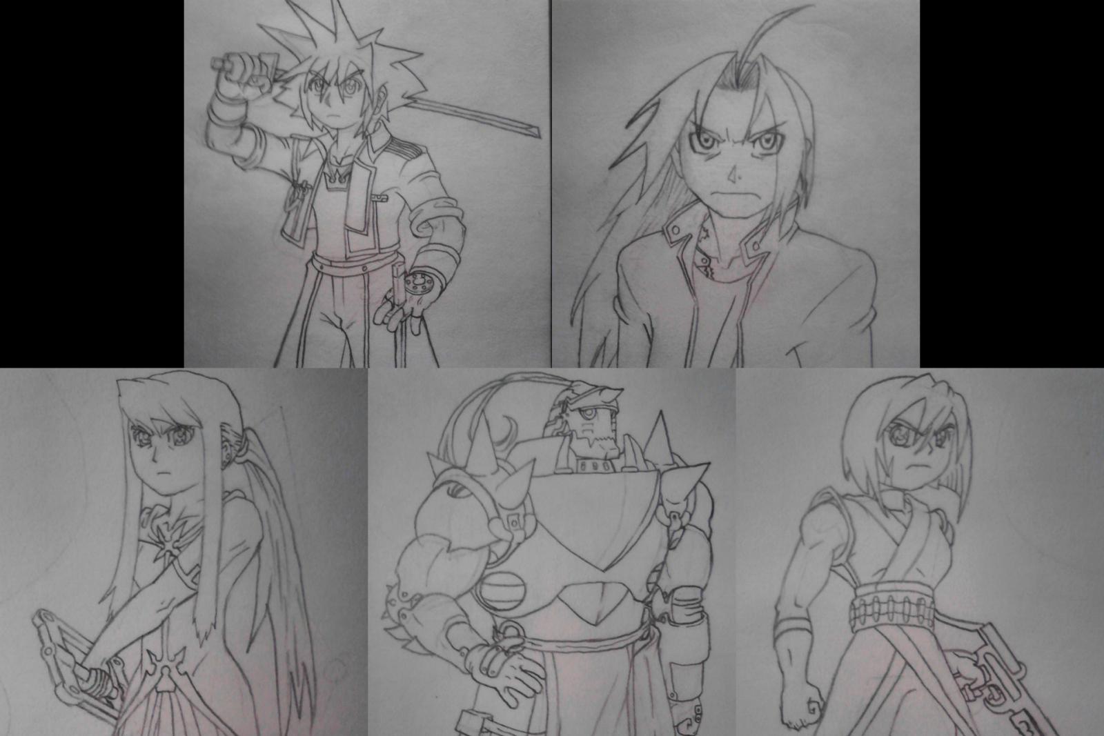 Fullmetal Kingdom Layer Project