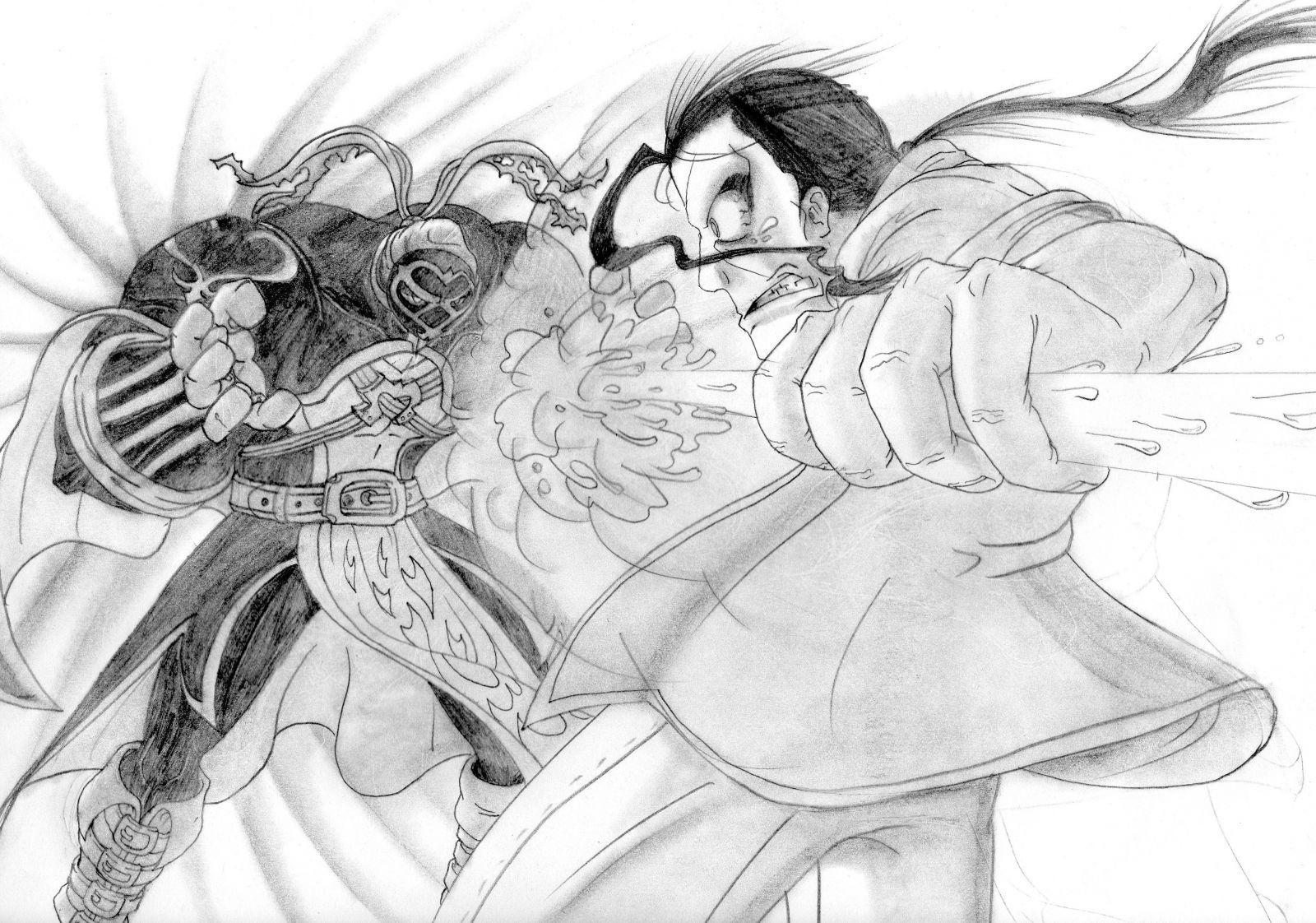 FMK SPOILER!: Crimson VS Isaac