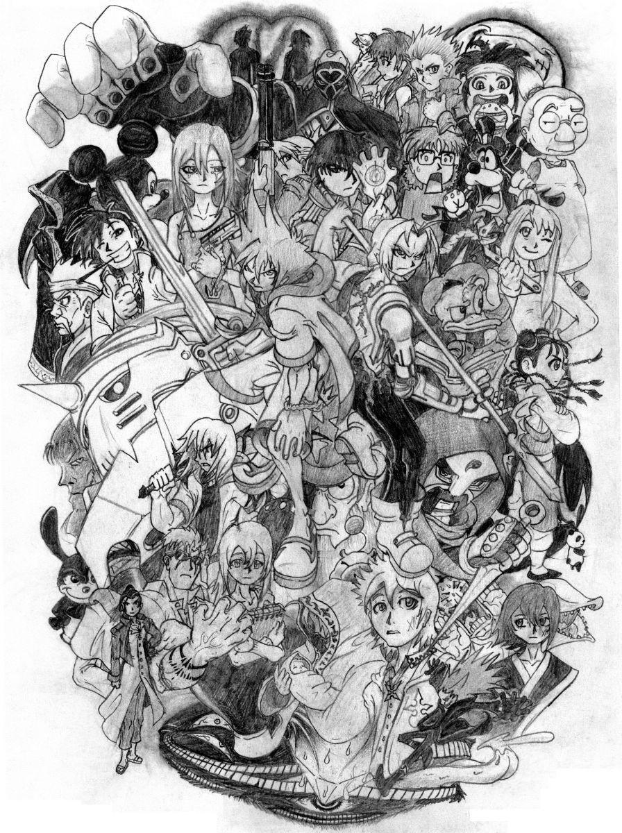 Official Fullmetal Kingdom Poster