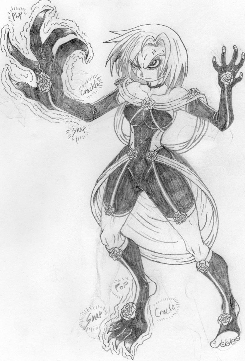 FMK SPOILER!: Kairi (Homunculus+Berserker)