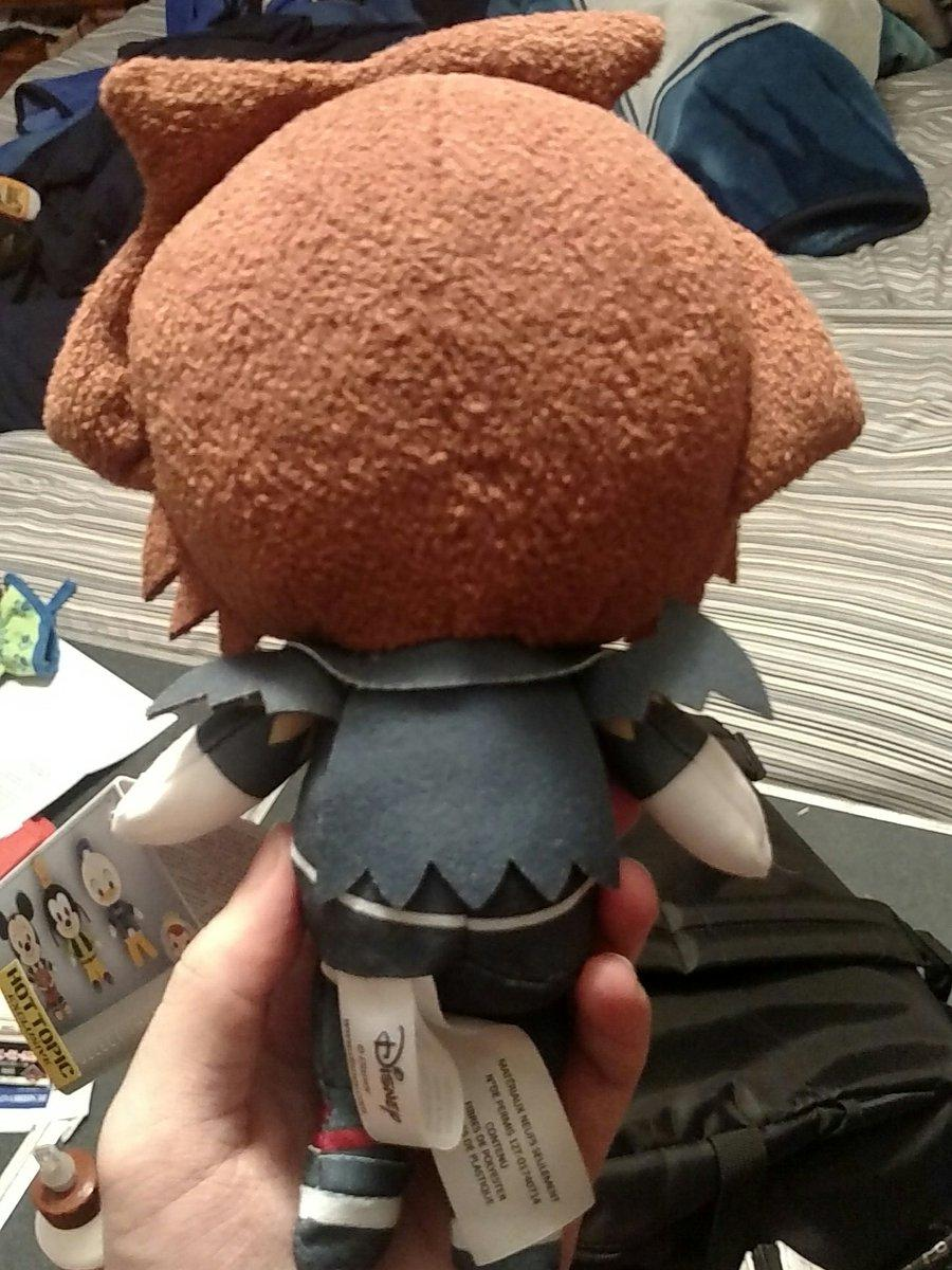 Halloween Town Sora Plushie - Hot Topic - Rear