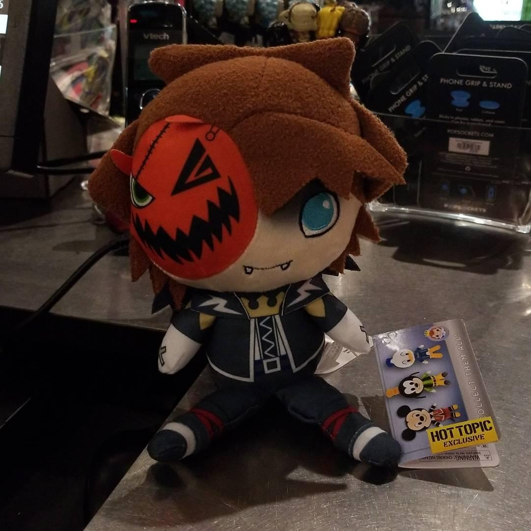Halloween Town Sora Plushie - Hot Topic
