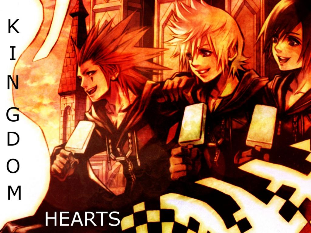 358 2 Days Wallpapers Kh13 For Kingdom Hearts