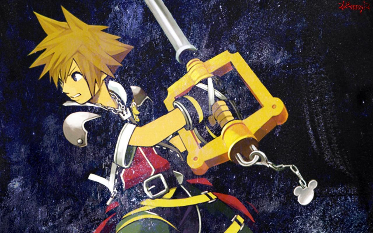 Sora - Kingdom Hearts 2