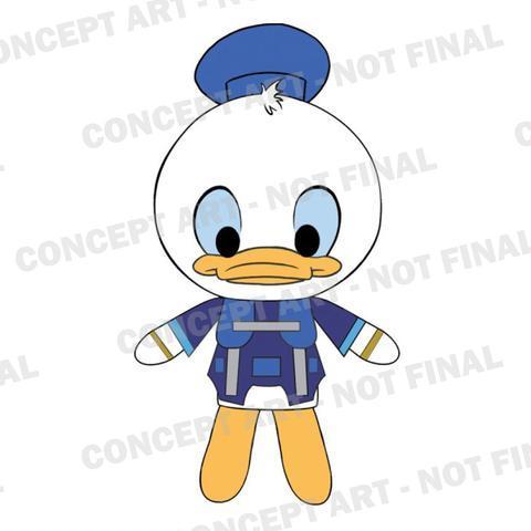 Funko Kingdom Hearts Plushies