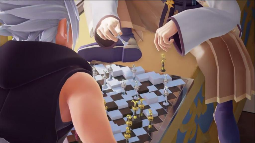 Kingdom Hearts III E3 2015 Screenshots