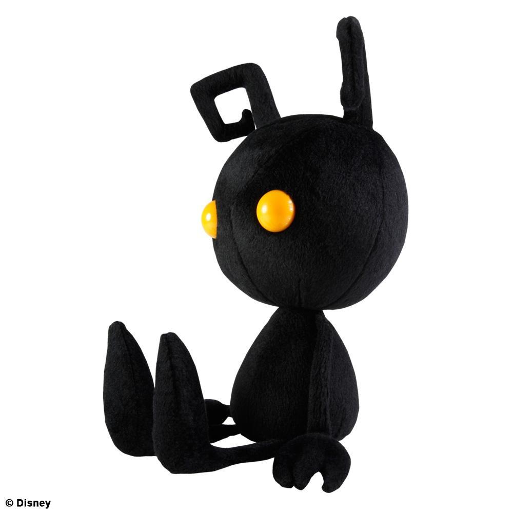 Kingdom Hearts Plush Shadow