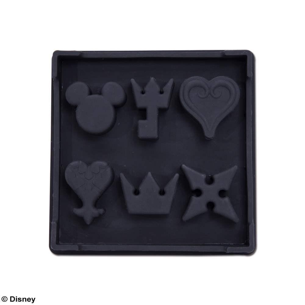 0012417 kingdom hearts square enix exclusive symbols Ice tray