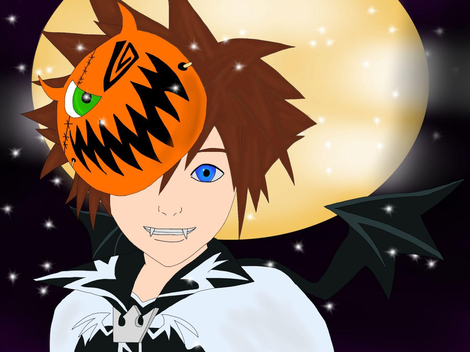 Nightmare Before Christmas Sora.Sora Nightmare Before Christmas Drawings Kh13 For