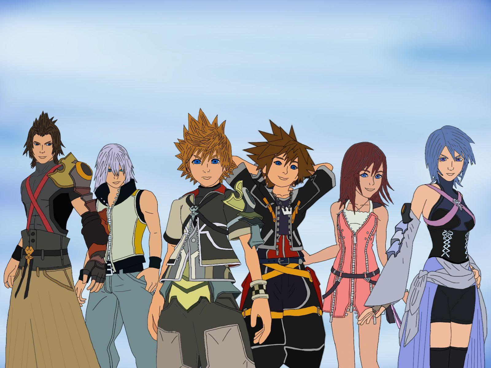 Kingdom Hearts 4 Ever