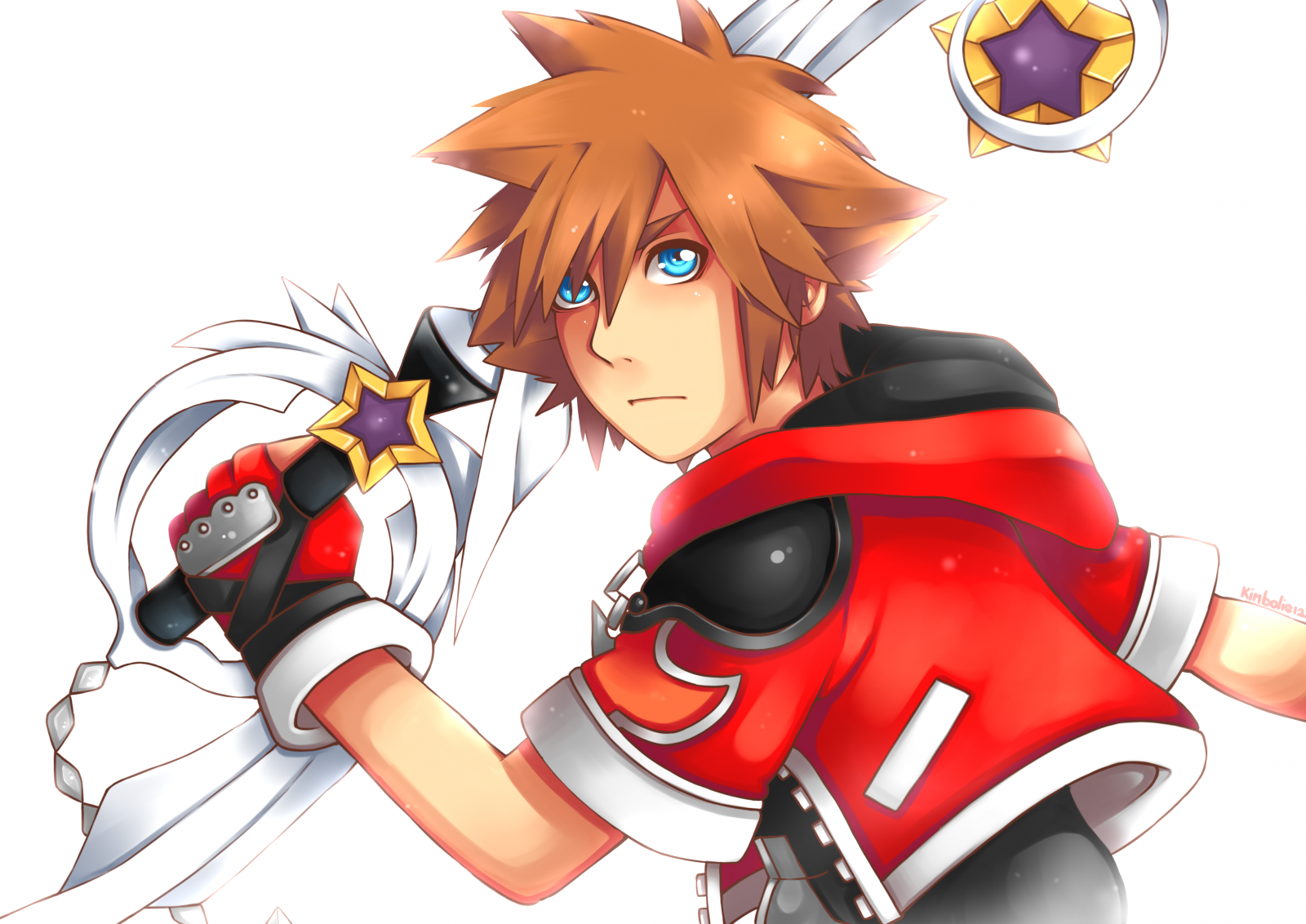 Kingdom Hearts 3 Sora Drawings Kh13 For Kingdom Hearts