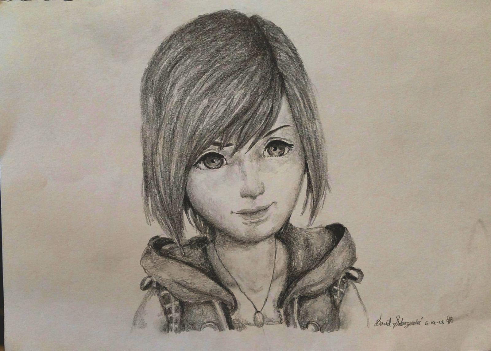 Kairi - Kingdom Hearts III