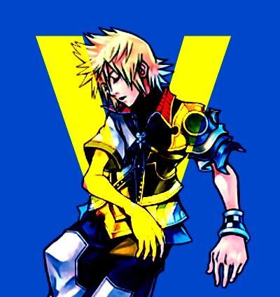 V For Ven Avatars KH13 Kingdom Hearts