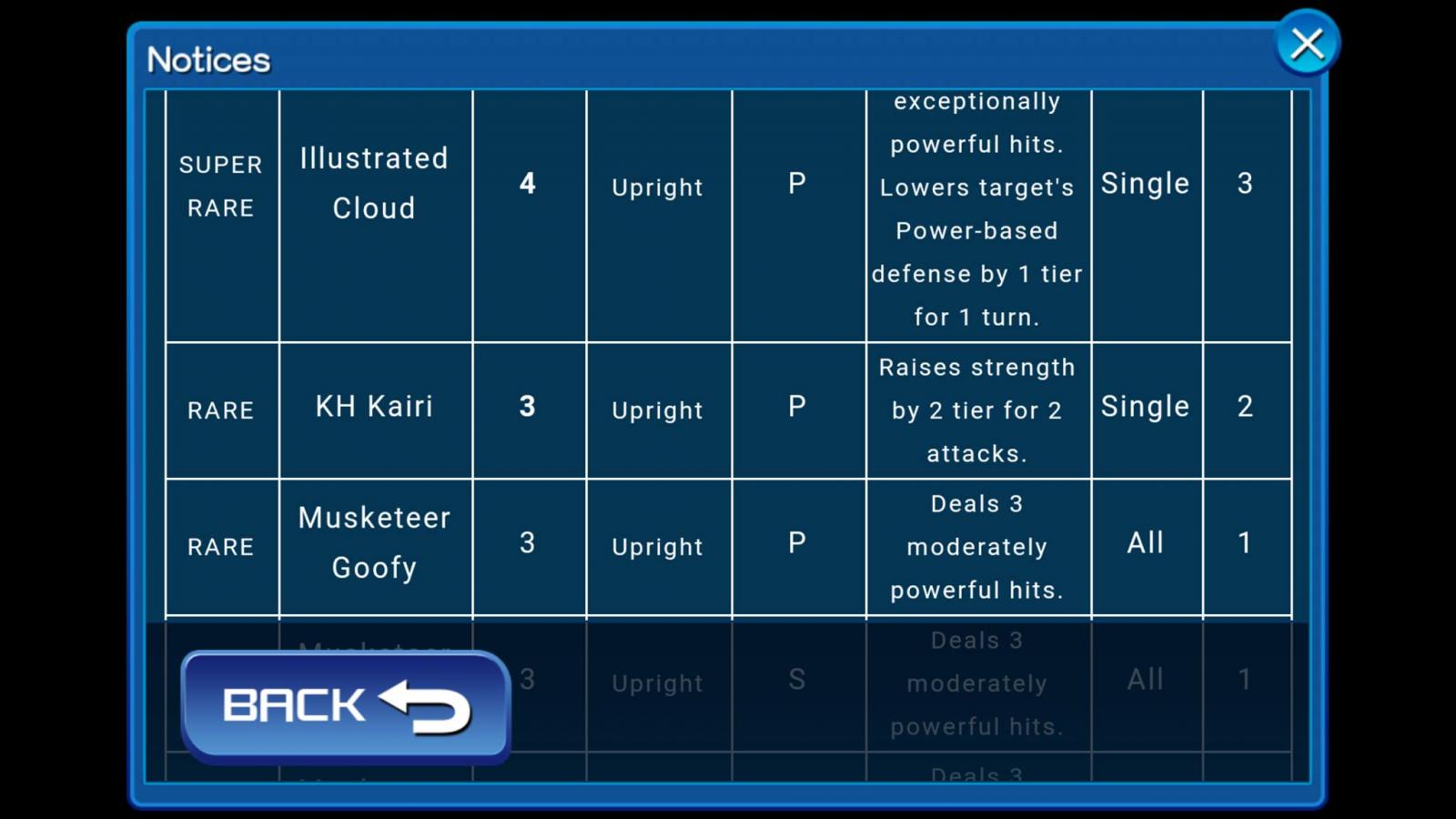 KHUX Update 7/8-7/14