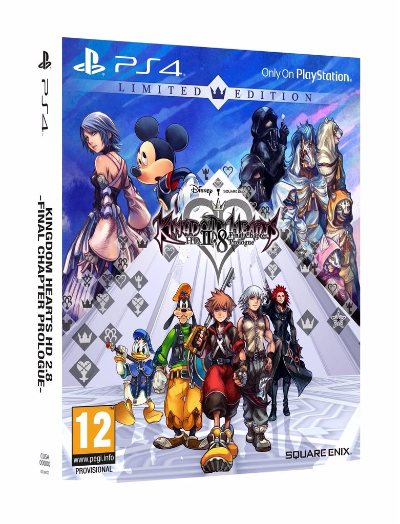 Limited Edition EU 2.8
