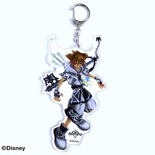 15th Anniversary PONEYCOMB acrylic key rings