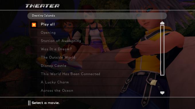 Kingdom Hearts HD 1.5   2.5 ReMIX DLC Update 3