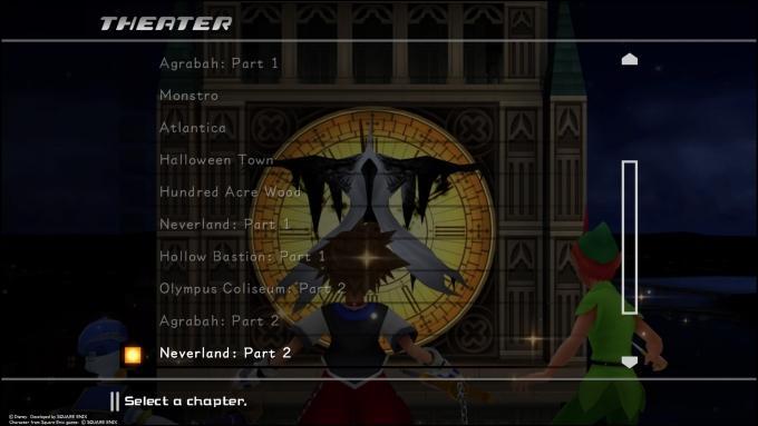 Kingdom Hearts HD 1.5   2.5 ReMIX DLC Update 4