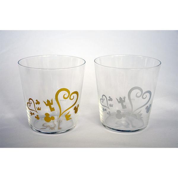 Kingdom Hearts 15th Anniversary tumblr glasses