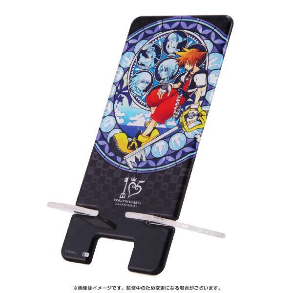 Kingdom Hearts smartphone stand 1