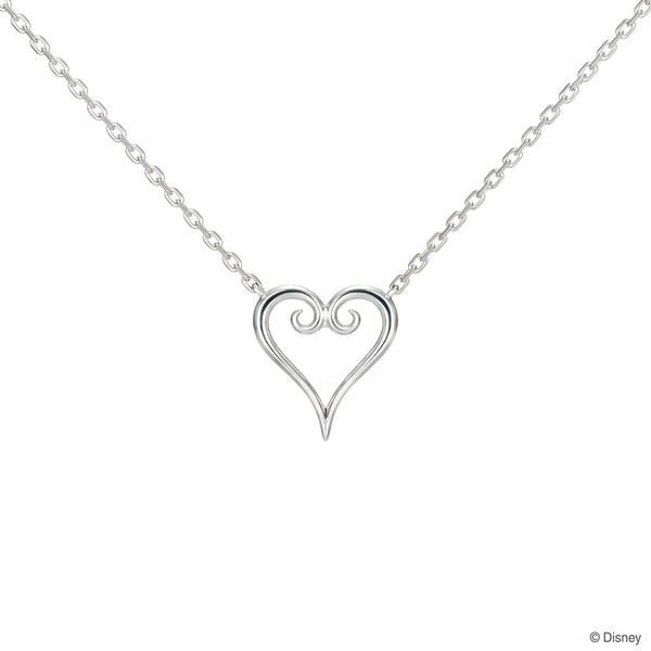 Kingdom Hearts Heart & Sora Crown necklaces 7