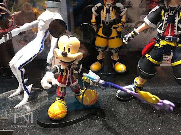 Kingdom Hearts Diamond Select Toys NYCC 2017 7