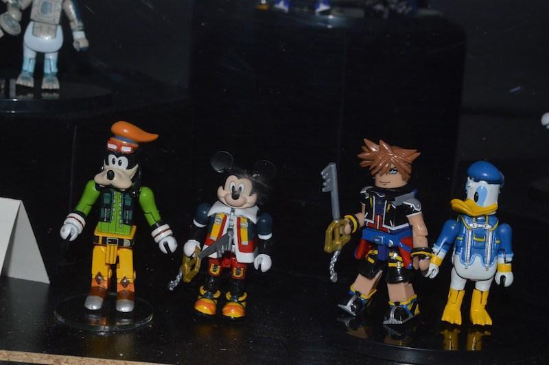 Kingdom Hearts Diamond Select Toys Minimates