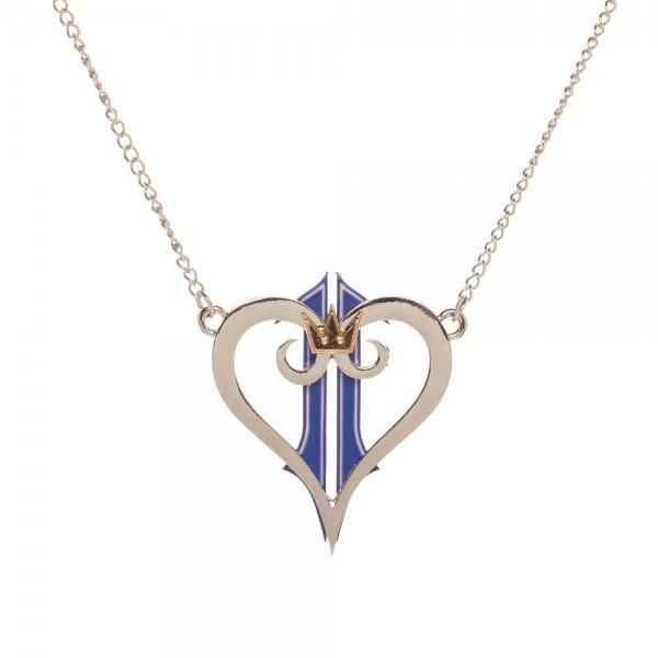 Kingdom Hearts II Logo Necklace