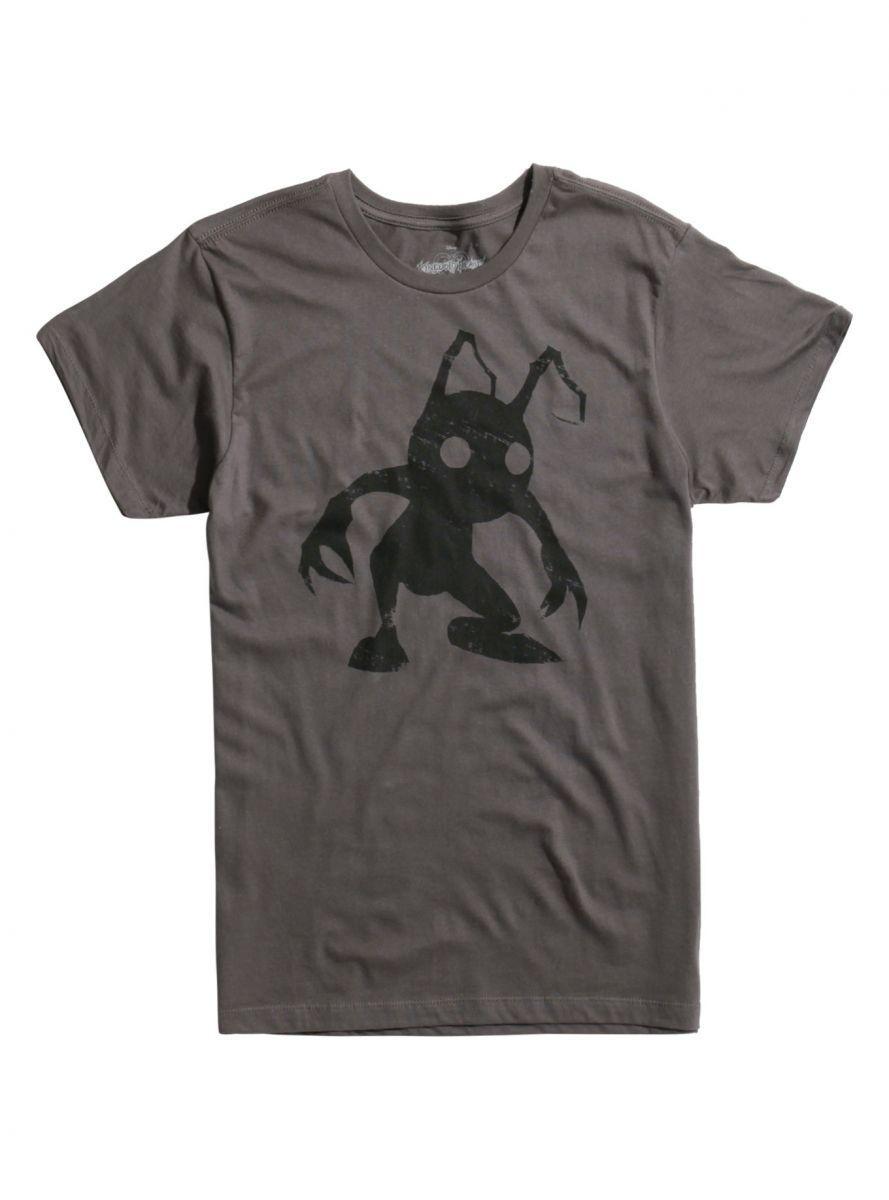 Kingdom Hearts Shadow t-shirt 1