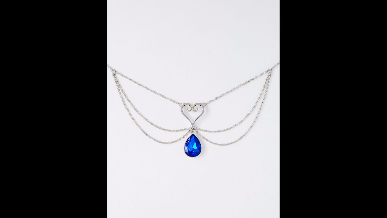 Spencer's Kingdom Hearts Necklace
