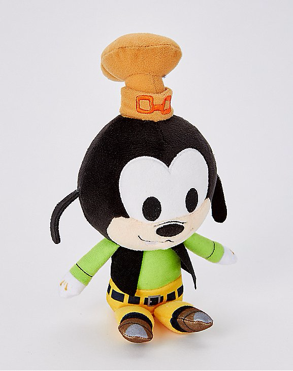 Spencer's Kingdom Hearts Goofy Funko Pop! plushie