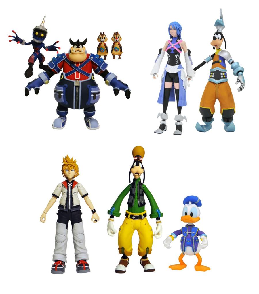 Kingdom Hearts Select Series 2