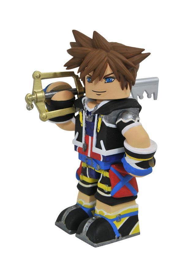 Kingdom Hearts Vinimates by Diamond Select Toys