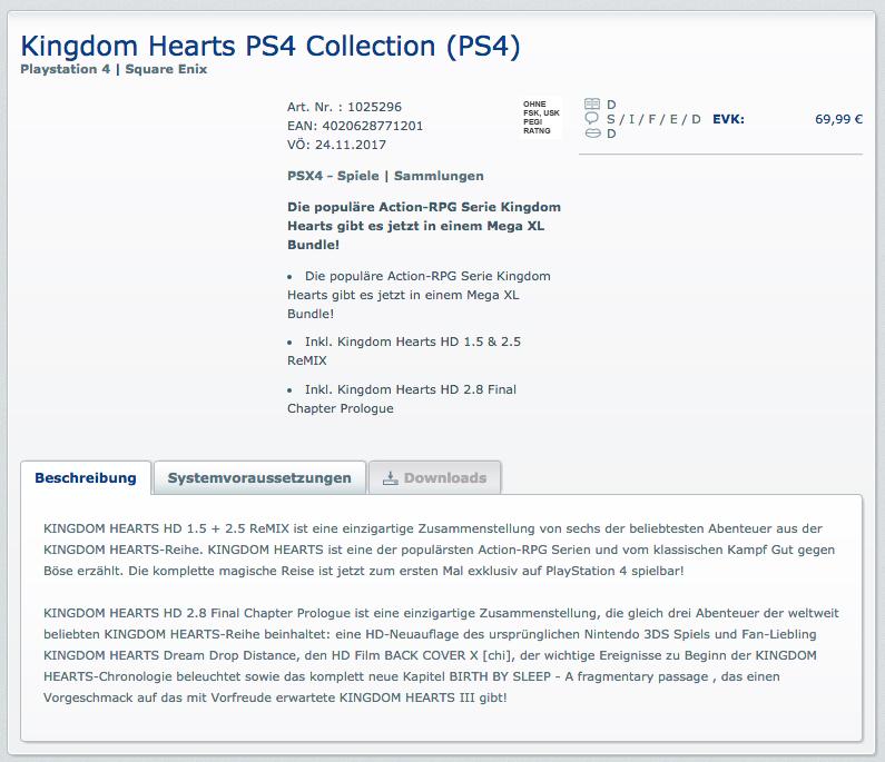 Koch Media: KH PS4 Collection