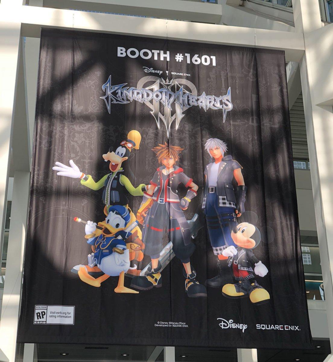E3 2018 Venue