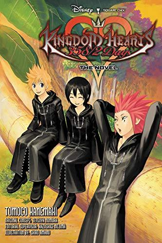 Kingdom Hearts 358/2 Days Novel (English)