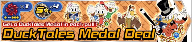 ducktales medal deal