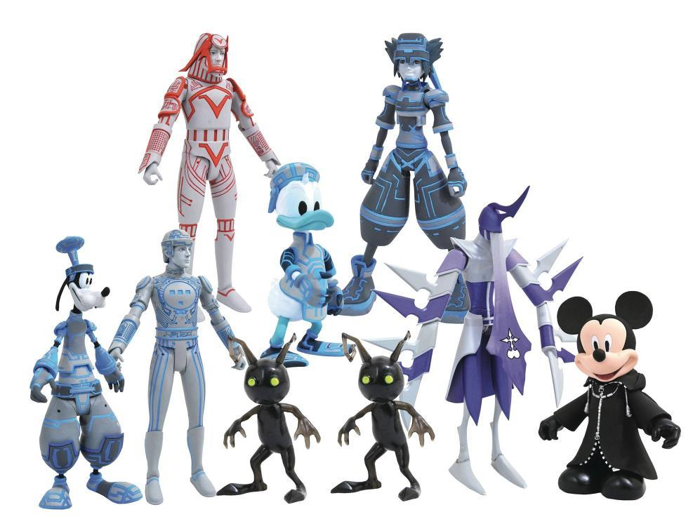Kingdom Hearts Select Space Paranoids