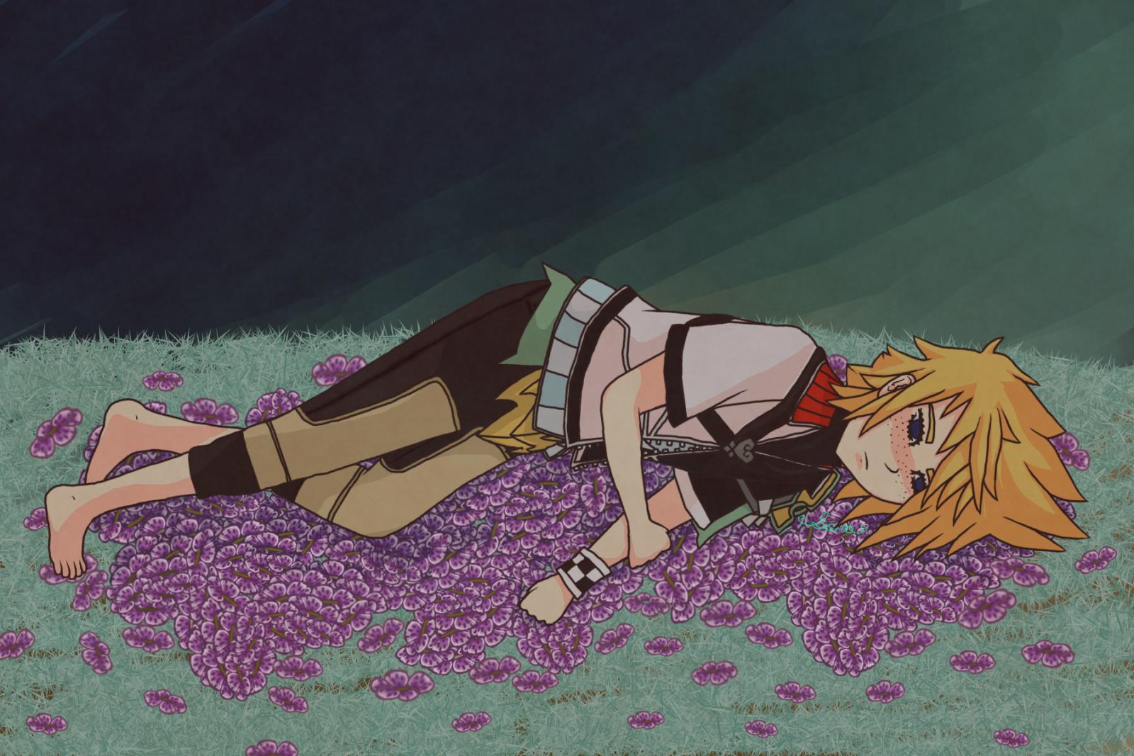 Dreams of Flowers