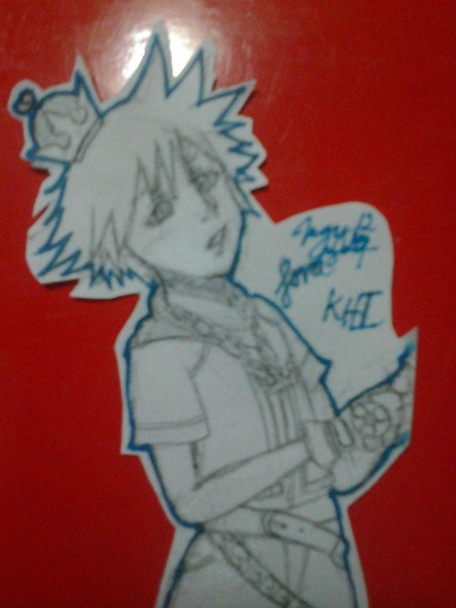 Sora doodle