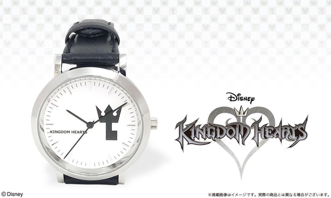 KINGDOM HEARTS Watch - Crown key icon -