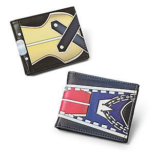 knnu kingdom hearts cosplay wallet