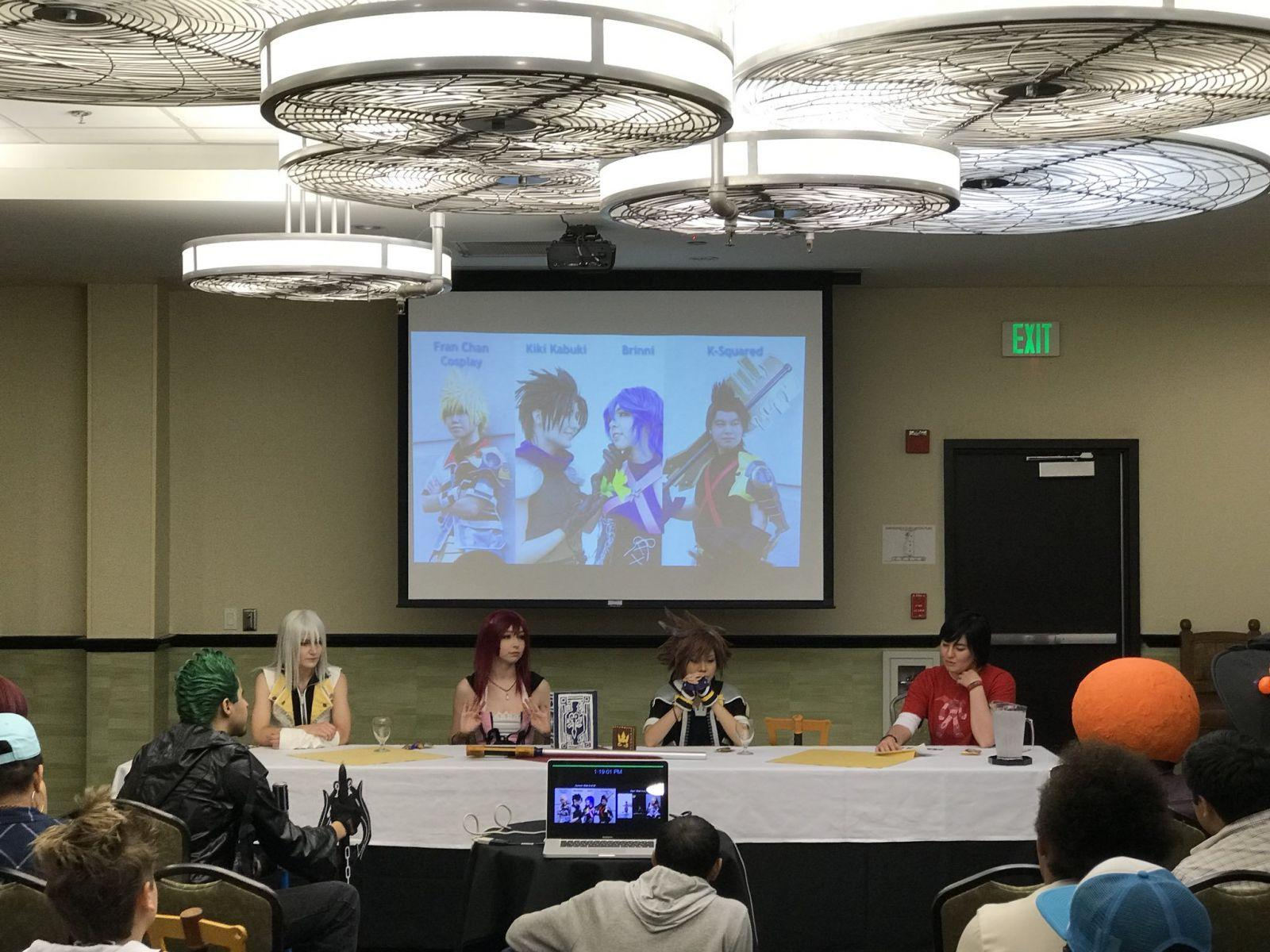 Cosplay Panel
