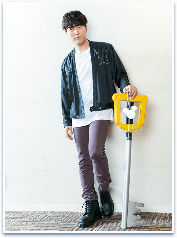 2018-10-02 Miyu Irino Tsum Tsum Interview