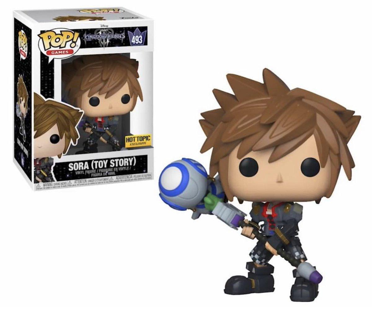 KH3 Sora Toy Story Pop