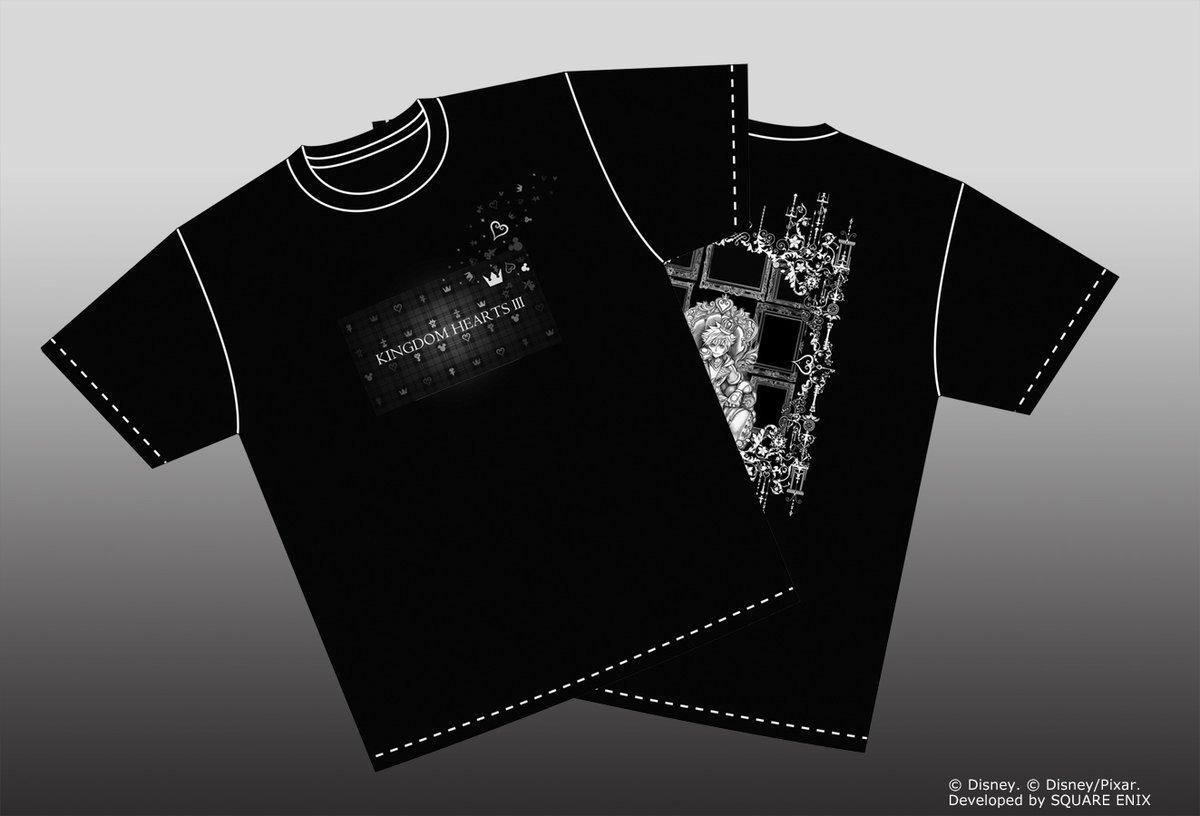 TGS 2018 t-shirts